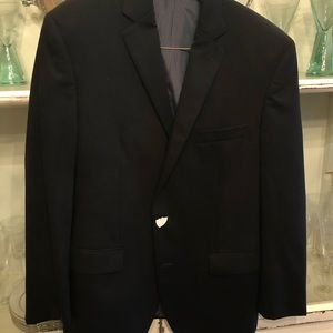 Men's Calvin Klein wool blazer sport coat 42R